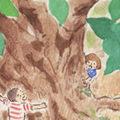 「いちこのもおか日和」真岡市PR絵本(発行/真岡市 企画監修/協栄社)絵本部分とカットイラストの制作